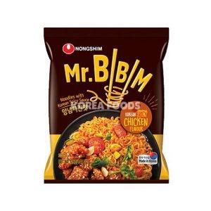 Mr. Bibim (Chicken) Noodle 126g