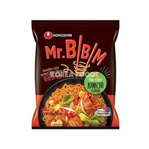 Mr. Bibim (Kimchi) Noodle 118g