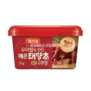 Red Pepper Paste (Extra Hot) 500g