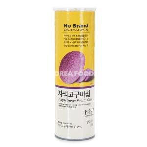 Purple Sweet Potato Chip 110g