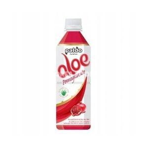 Paldo Aloe Drink Pomegranate 500ml