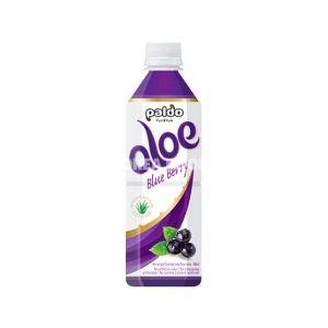 Paldo Aloe Drink Blueberry 500ml
