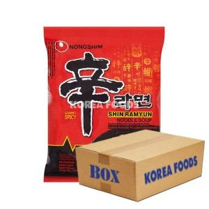 Shin Ramyun Noodles (120g x 20) Box
