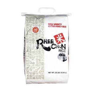 Rhee Chun Rice 20LB