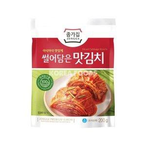 Mat Kimchi (Cut Cabbage Kimchi) 200g