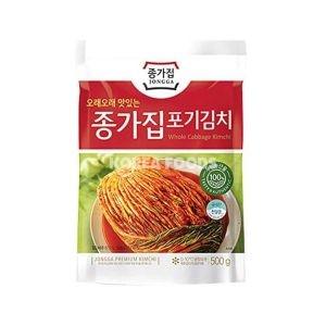 Poggi Kimchi (Whole Cabbage Kimchi) 500g