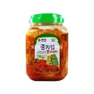 Poggi Kimchi In Jar (Whole Cabbage Kimchi) 2.5kg