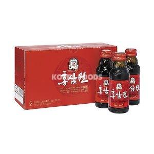 Korean Red Ginseng Drink (Hongsam One D) 100ml x 10