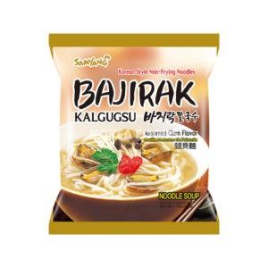 Bajirak Kalgugsu Clam Flavour 100g