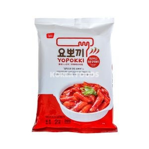 Yopokki Hot & Spicy 2 portion 240g