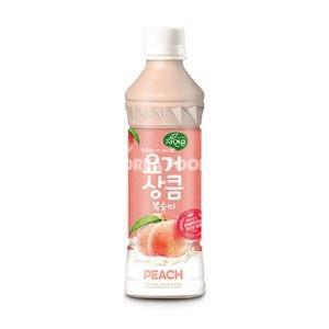 Nature's Yogurt Peach 340ml