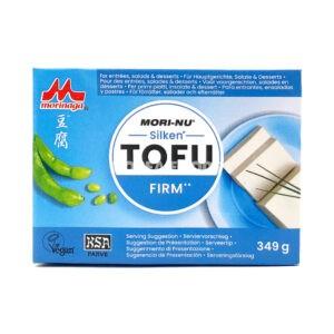 Morinaga USA Tofu Firm Blue 349g