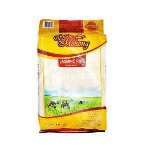 Golden Mekong Thai Jasmine Rice Superb 10KG