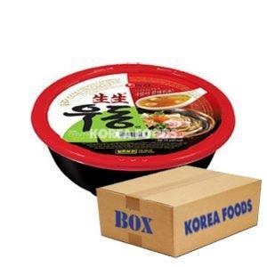 Saeng Saeng U-Dong Bowl (276g x 12) Box