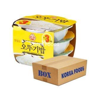 Delicious Rice (210g x 3 x 6) Box
