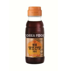 Sempio Naturally Brewed Soy Sauce 501 150ml