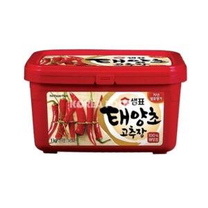 Hot Pepper Paste Classic 1kg