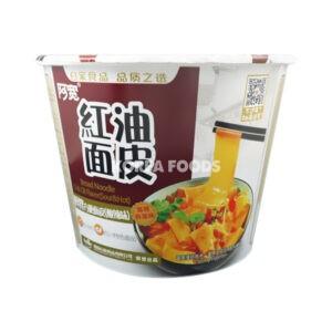 BJ Broad Noodle (Bowl) – Sour & Hot 120g