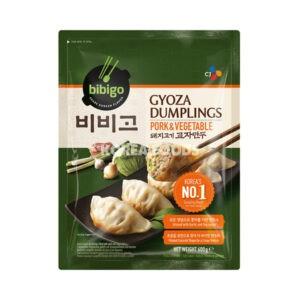 Bibigo Pork & Veggie Gyoza Dumpling 600g