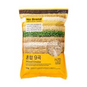 No Brand Mixed 9 Grains 4kg