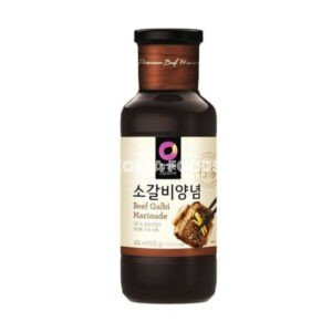 Korean BBQ Galbi Marinade for Beef 500g