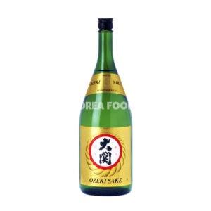 Ozeki Sake abv 14.5% 1.5l