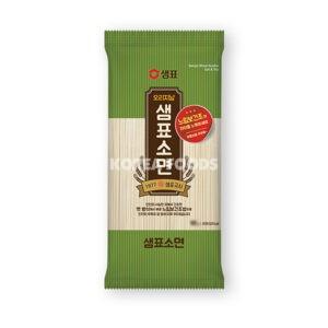 Sempio Wheat Noodles Soft & Thin 500g