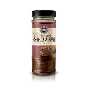 Bulgogi Sauce for Beef 500g
