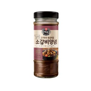 Galbi Sauce for Beef 500g