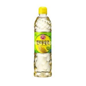 Brown Rice Vinegar 500g