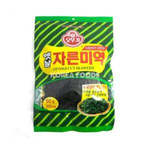 Cut Seaweed 50g
