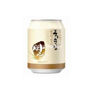 Korean Rice Wine (Can) ABV 7% 240ml