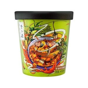 Liziqi Instant Chilli Noodles 140g