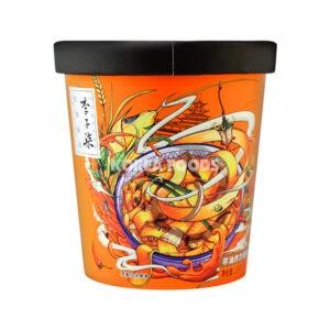 Liziqi Instant Chilli Oil Noodles 135g