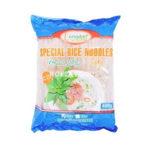 Longdan Special Rice Noodles 3 mm 400g