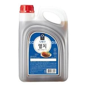 Anchovy Sauce (A Grade) 3kg