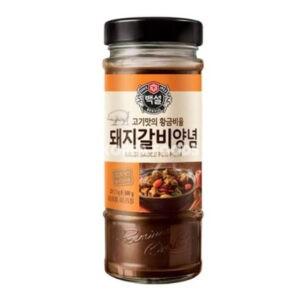 BBQ Sauce (Pork Kalbi Ribs) 500g
