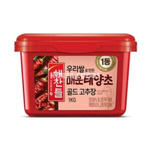 Red Pepper Paste (Extra Hot) 1kg