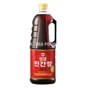 Soy Sauce Jin S (Kosher) 1.8L