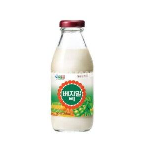 Sweet Vegemil B Soya Milk (Glass) 190ml