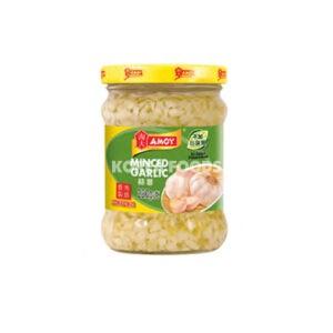 Amoy Minced Garlic 220G