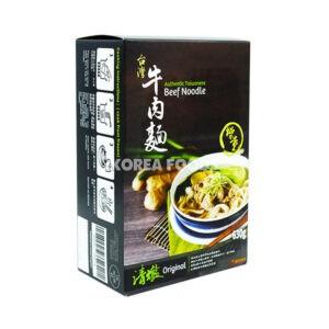 Han Dian Fzn Beef Noodle Soup – Original 630G
