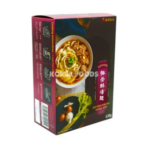 Han Dian Fzn Deep Fried Pork Ribs Noodle Soup 630G