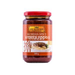 Lee Kum Kee Sichuan Noodle Sauce 368G