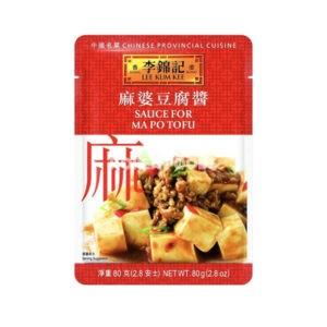Lee Kum Kee Ma Po To Fu Sauce 80G