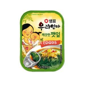 Sempio Sesame Leaves in Soy Sauce 70g