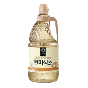 Brown Rice Vinegar 1.8L