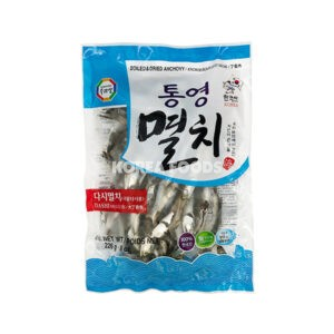 Dried Anchovy For Soup (Large) 226g