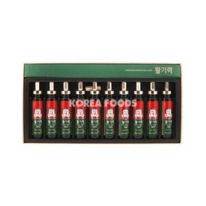 Korean Red Ginseng Vital Tonic (20 ml x 10)