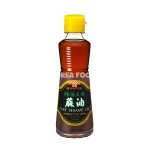 Kadoya Pure Sesame Oil Pet Bottle 327ml